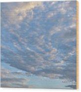 Sky Variation 43 Wood Print