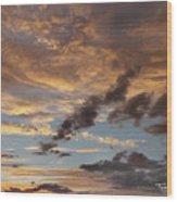 Sky Variation 46 Wood Print