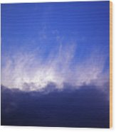 Sky2 Wood Print