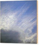 Sky6 Wood Print