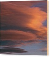 Skyscape 2 Wood Print