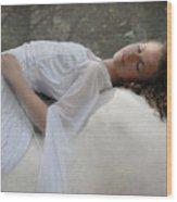 Sleep Of Innocents Wood Print