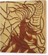 Sleeper - Tile Wood Print