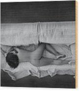 Sleeping Wood Print