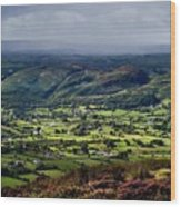 Slieve Gullion, Co. Armagh, Ireland Wood Print