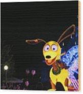Slinky Dog Wood Print