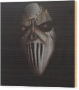 Slipknot #7 Wood Print