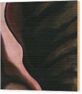 Slot Wood Print