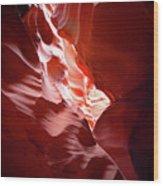 Slot Canyon 2 Wood Print
