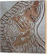 Slumber - Tile Wood Print