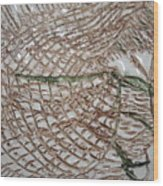 Slumbering - Tile Wood Print