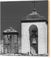 Small Bell Tower Wood Print