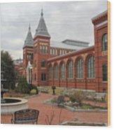 Smithsonian Insttitute Wood Print