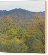 Smoky Mountains National Park 5 Wood Print
