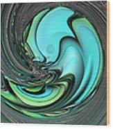 Snapdraggy Wood Print