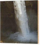 Snoqualmie Falls Washington Wood Print