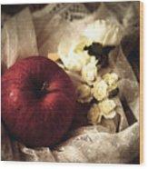 Snow White's Chamber Wood Print