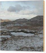 Snowdonia, Wales Wood Print