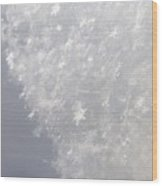 Snowflakes From Heaven 1 Wood Print