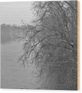 Snowy River        Landscape          Indiana Wood Print