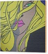 Sobe Blonde Wood Print