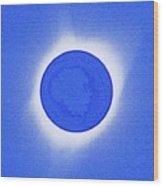 Solar Eclipse Of 2017 3 Wood Print