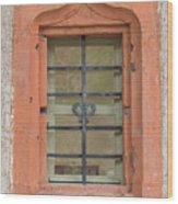 Soldatenbau Window Wood Print