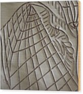 Solemnity - Tile Wood Print