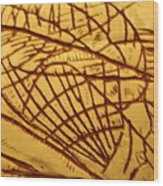 Solid - Tile Wood Print