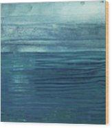 Solitude Wood Print
