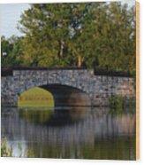 Solivita Stone Bridge Wood Print