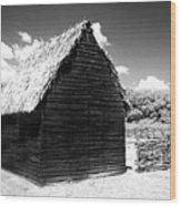 Solo Barn Wood Print