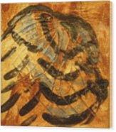 Solomon - Tile Wood Print