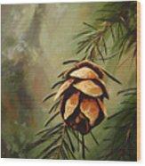 Solstice Wood Print
