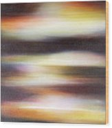 Sombre II Wood Print