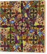 Some Harmonies And Tones 83 Wood Print