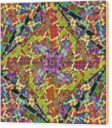 Some Harmonies And Tones 85 Wood Print