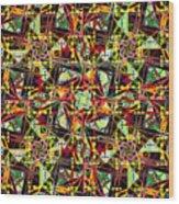 Some Harmonies And Tones 88 Wood Print