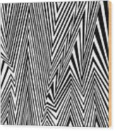 Something Approaching Wood Print
