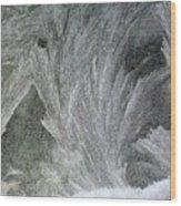 ''sometimes In Winter.....'' No.15, Mon--5dec2011 Wood Print
