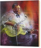 Son House Wood Print