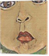 Sonflower Wood Print