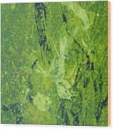 Song Of Silent II Wood Print