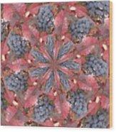 Sonoma Vines Wood Print