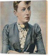 Sonya Kovalevsky (1850-1891) Wood Print
