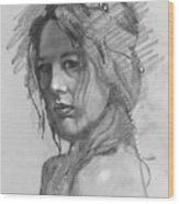 Sophia Wood Print