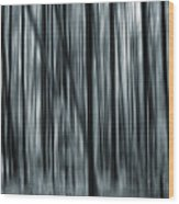 Soul Searching Wood Print