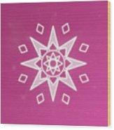 Soul Star Wood Print