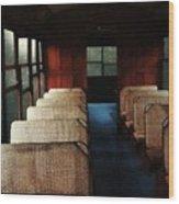 Soul Train Wood Print