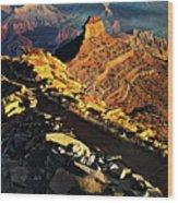 South Kaibab Trail - Grand Canyon Wood Print